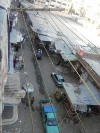 a normal street.