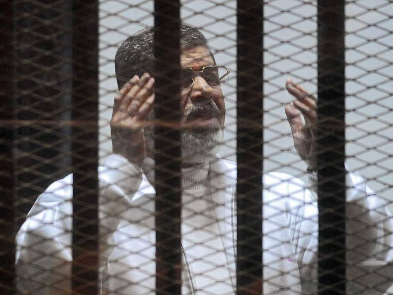 morsi prison
