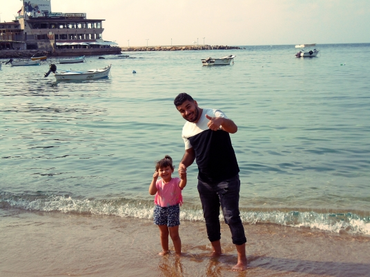 Day at the sea with my Family <3