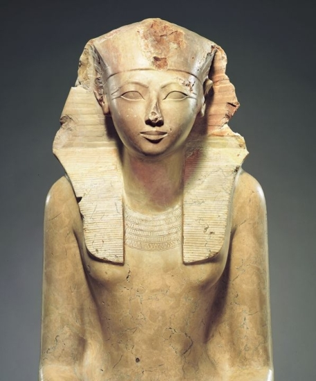Hatshepsut as Pharaoh
