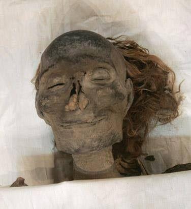 Hatshepsut` s Mummy